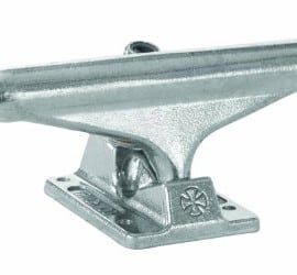 "Independent Silver 139mm Trucks 8.0"" Skateboard"