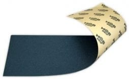 Mob Skateboard Grip Tape Sheet Black 33″ Long X 9″ Wide – No bubble application