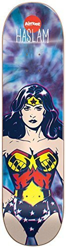 Almost Wonder Woman Deck, 7.75, Chris Haslam