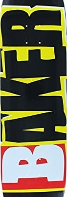 Baker-Reset-Logo-Deck-838-BlackYellow-0