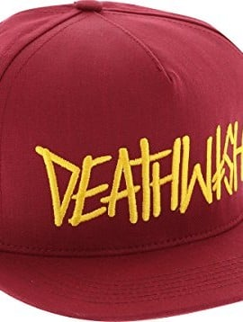Deathwish-Deathspray-Adjustable-Garnet-RedYellow-Skate-Hat-0