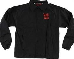 Deathwish Deathstack M-Black Windbreaker