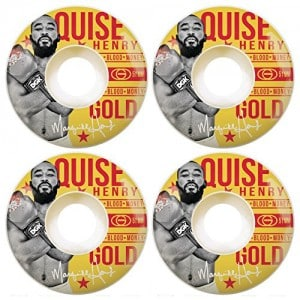 Gold Fight Marquise Henry 51mm Wheels