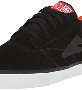Lakai-Mens-Griffin-Action-ShoeBlack-Suede8-M-US-0