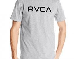 RVCA Men's Big T-Shirt, Athletic, Large
