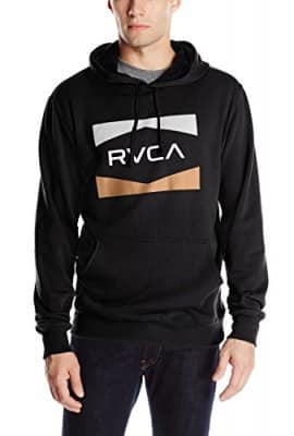 RVCA-Mens-Nation-Hoodie-Black-Small-0