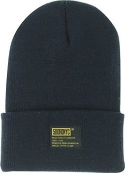 5boro Tactical Beanie Navy