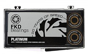 FKD 20 Years of Speed Platinum Bearings