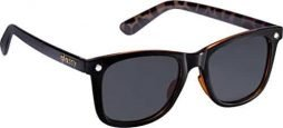 Glassy Sunhaters Mike Mo Capaldi Black Tortoise Polarized Sunglasses
