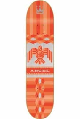 Habitat Angel Raptor Skate Deck (Multi/7.875-Inch)