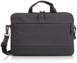 Incase Men's CITY 13″ Briefcase, Black, One Size