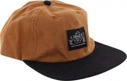 Krooked Arketype Brown / Black Canvas / Twill Hat