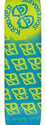 Krooked-Diffused-Md-806-Sky-Blue-Skateboard-Deck-0