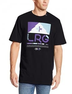LRG Men's More Classic Than Vintage T-Shirt