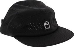 Sk8mafia House Mesh Black Adjustable 5 Panel Hat