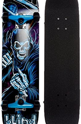 Blind Cosmic Reaper Complete Deck, FUL7.6, Black/Blue