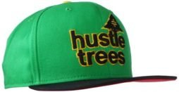 LRG Men's Hustle Trees Snapback Hat