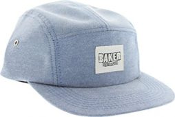 Baker Winslow 5panel Adj [Oxford Blue]