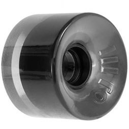 OJ Hot Juice Trans Black 78a Skateboard Wheel, 60 - mm