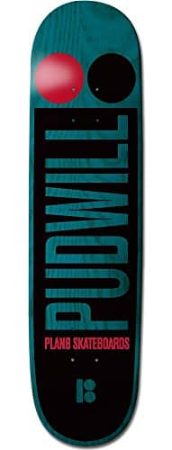 Plan B Pudwill Lucid 7.75 Skateboard Deck