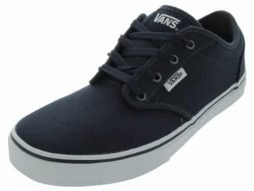 VANS Atwood Canvas Sneaker Kids Classic skate