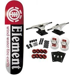 Element Skateboards Section Complete Skateboard – 7.5″ x 31.5″