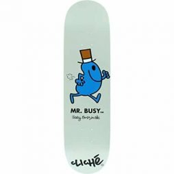 Cliche Brezinski Mr.Men Skateboard Deck -8.0 R7