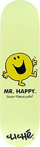 Cliche Mendizabal Mr. Men Deck - 8.12 R7