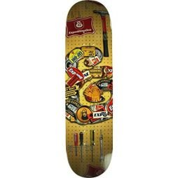Expedition One Garage E Skateboard Deck -8.06 DECK ONLY