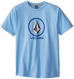Volcom Big Boys' New Circles Short Sleeve T-Shirt