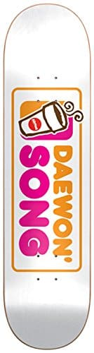 Almost 10023796 Dae's Donuts Deck, 7.75-Inch, Daewon Song