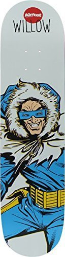 Almost Willow Captain Cold Deck-7.75 R7 Skateboard Deck