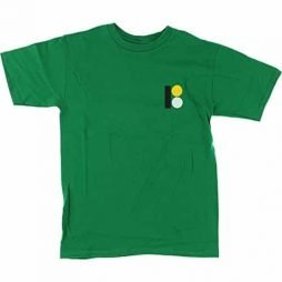 Plan B Classic Kelly Green X-Large T-Shirt