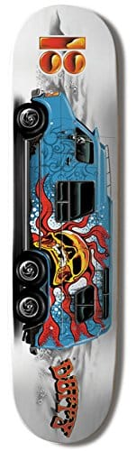 Plan B Duffy Vantastic Skateboard Deck - 8.12 ProSpec