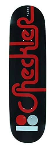 Plan B Sheckler Connect 8.1 Prospec Skateboard Deck
