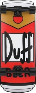 Santa Cruz Simpsons Duff Can Complete 10.5x27.5 Sale Skateboarding Completes