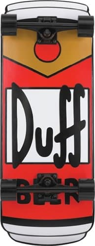 Santa Cruz Simpsons Duff Can Complete 10.5×27.5 Sale Skateboarding Completes