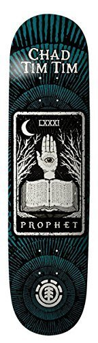 Element Tim Tim Tarot Card 8.0 Thriftwood Skateboard Deck