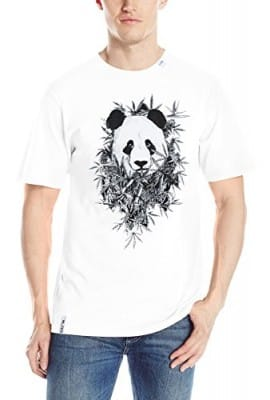 LRG Men's Panda Plants T-Shirt