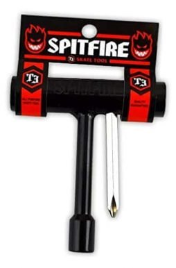 Spitfire Wheels T3 Skateboard Tool