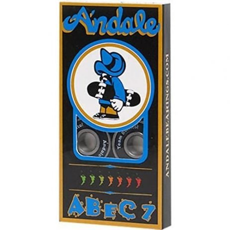 Andale Abec-7 Bearings Black