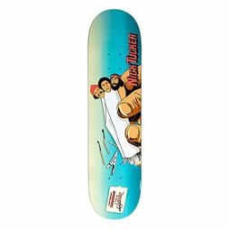 Primitive Skate NICK TUCKER CHEECH & CHONG ROLLING DECK 8.0""