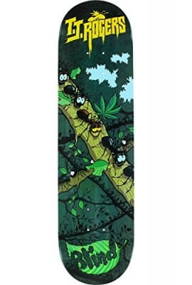 Blind Rogers High Ant Skateboard Deck -8.0 Resin7