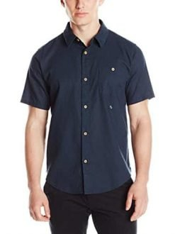 Fourstar Men's Kennedy Short Sleeve Shirt