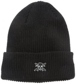 Fourstar Men's Pirate Fold Beanie
