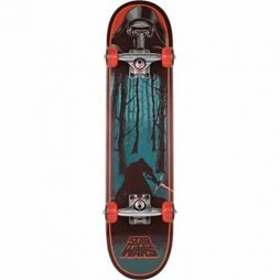 "Santa Cruz Star Wars Episode VII Kyle Ren Mini Complete Skateboard - 7"" x 29.2"""