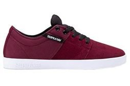Supra Mens Stacks II Suede Skateboard Low Top Sneakers 13