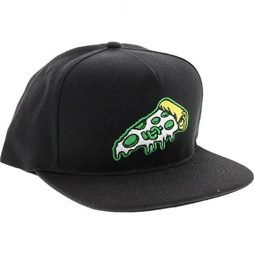 Shake Junt Homeslice Black Adjustable Hat