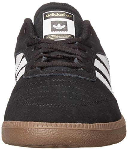 adidas Originals Men\u0027s Skate Copa Skateboarding Shoe, Black/White/White, ...