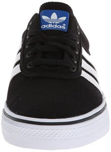 adidas Originals Men's Adi-Ease Skate Shoe,Black/White/Black,8.5 M US